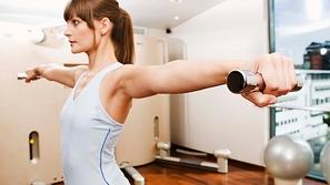 3 تمارين رياضية للقضاء على ترهلات الذراعين