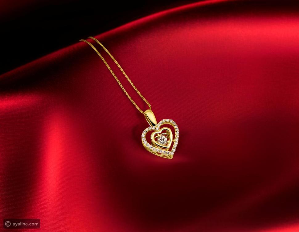 بيور جولد تطرح مجموعة قلائد القلوب بمناسبة يوم الحب