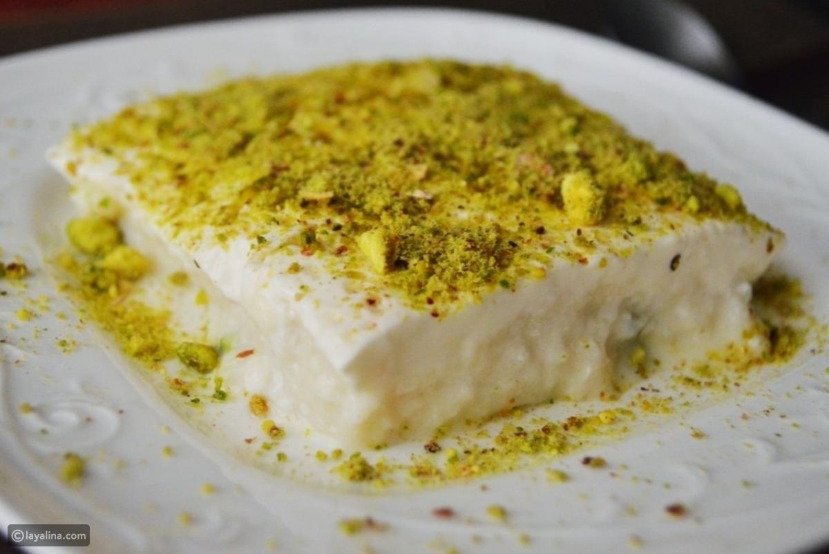 طريقة تحضير ليالي لبنان ليالينا