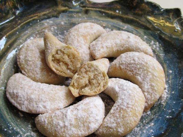 حلويات العيد: كعب غزال المغربي