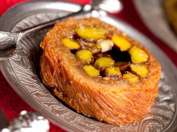 حلويات العيد: المبرومة