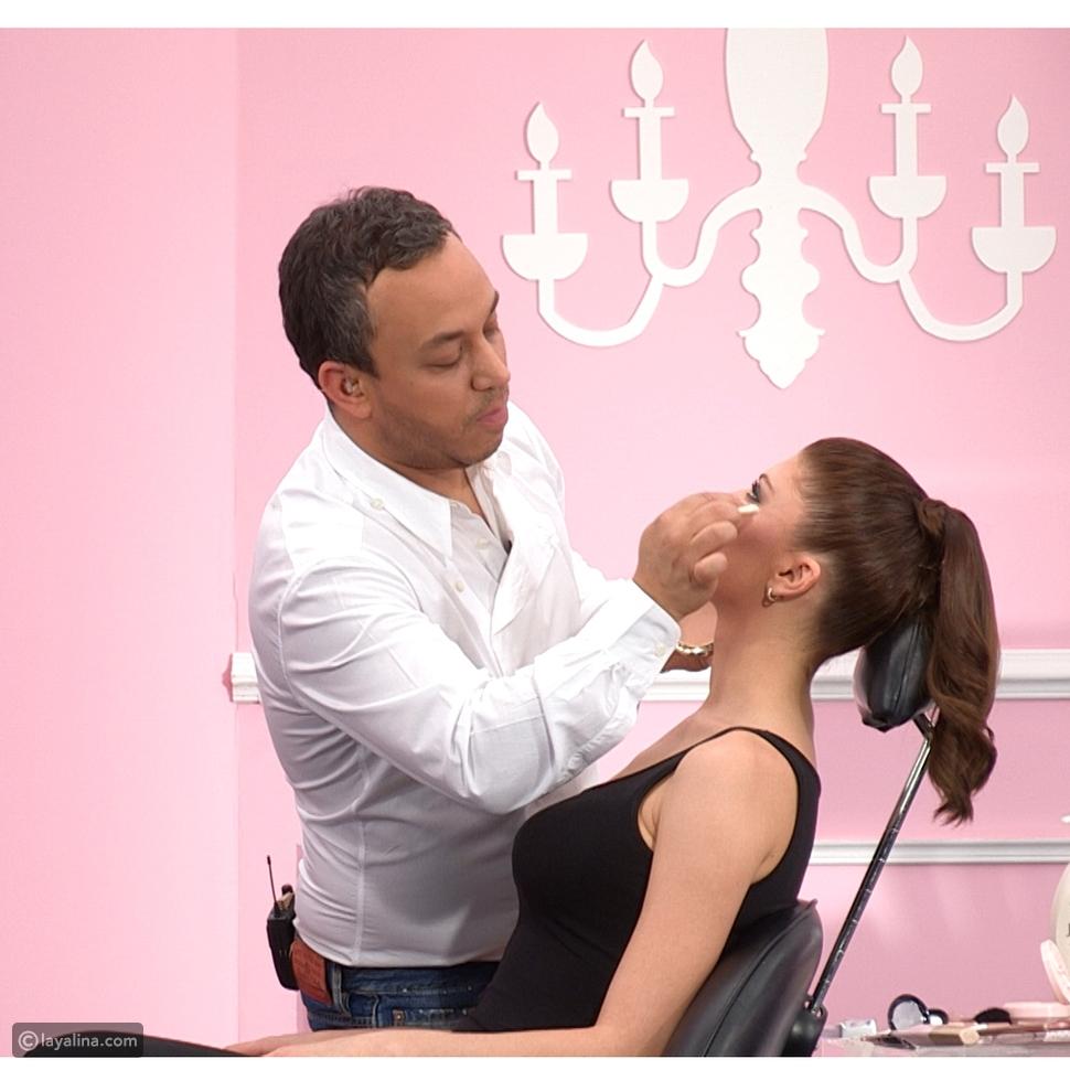 """خبير مكياج المشاهير بسام فتوح يتعاون مع جرجنز في برنامجه """"Be Fabulous"""""""