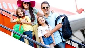 السفر مع الأطفال تجربة ممتعة بقليل من التنظيم