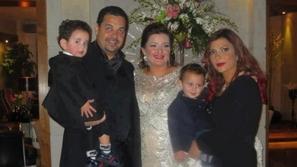 بالصور: أصالة نصري تحتفل بخطوبة ابنتها