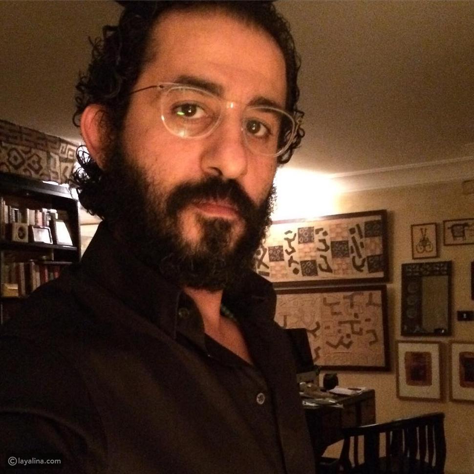 صور أحمد حلمي في أول ظهور بعد انتشار خبر معاودته المرض وهذا ما قاله