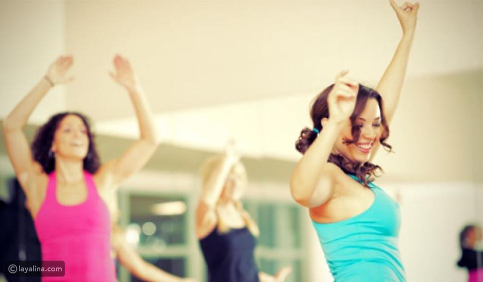 تمرين الرقص