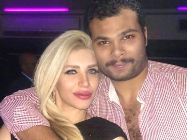 سارة نخلة تحصل على حكم قضائي ضد طليقها