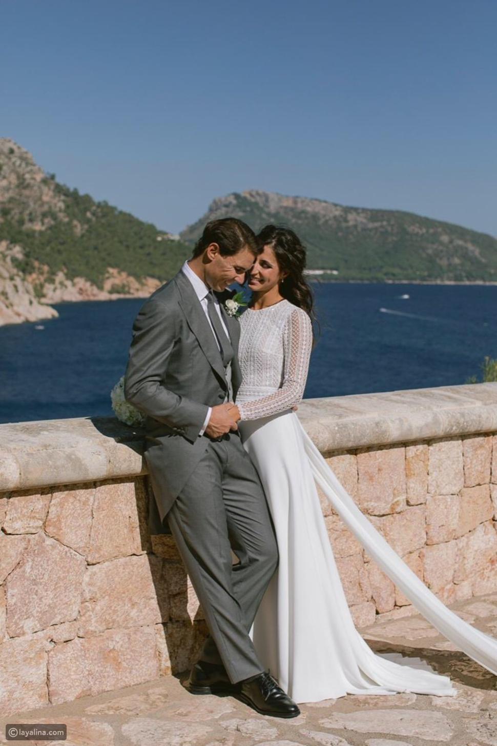 زفاف رافاييل نادال