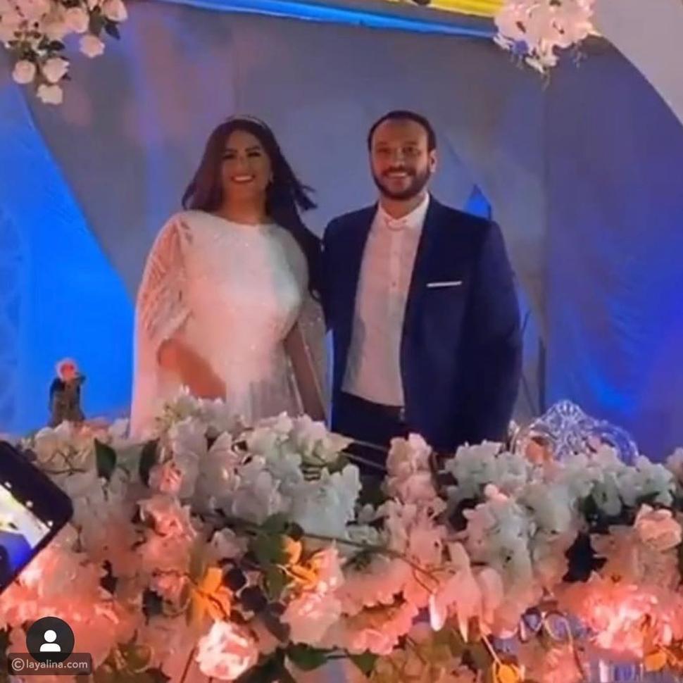 زواج هنادي مهنا وأحمد خالد صالح