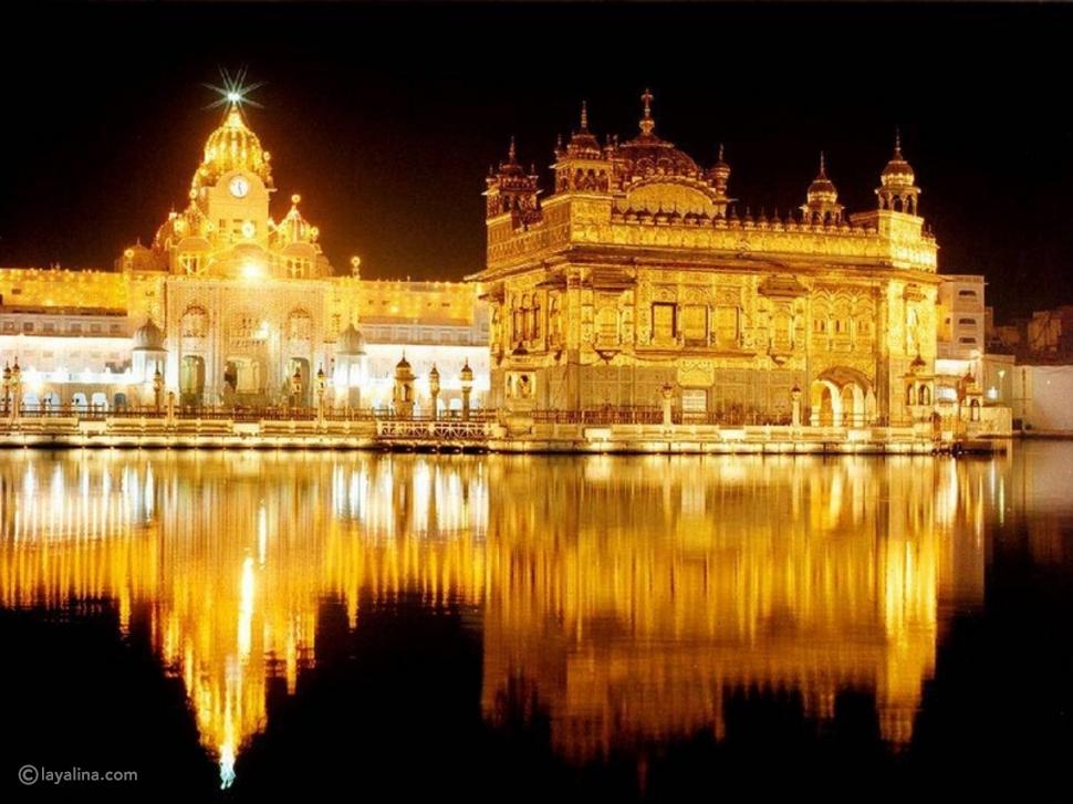 بالصور أجمل الأماكن السياحية في الهند