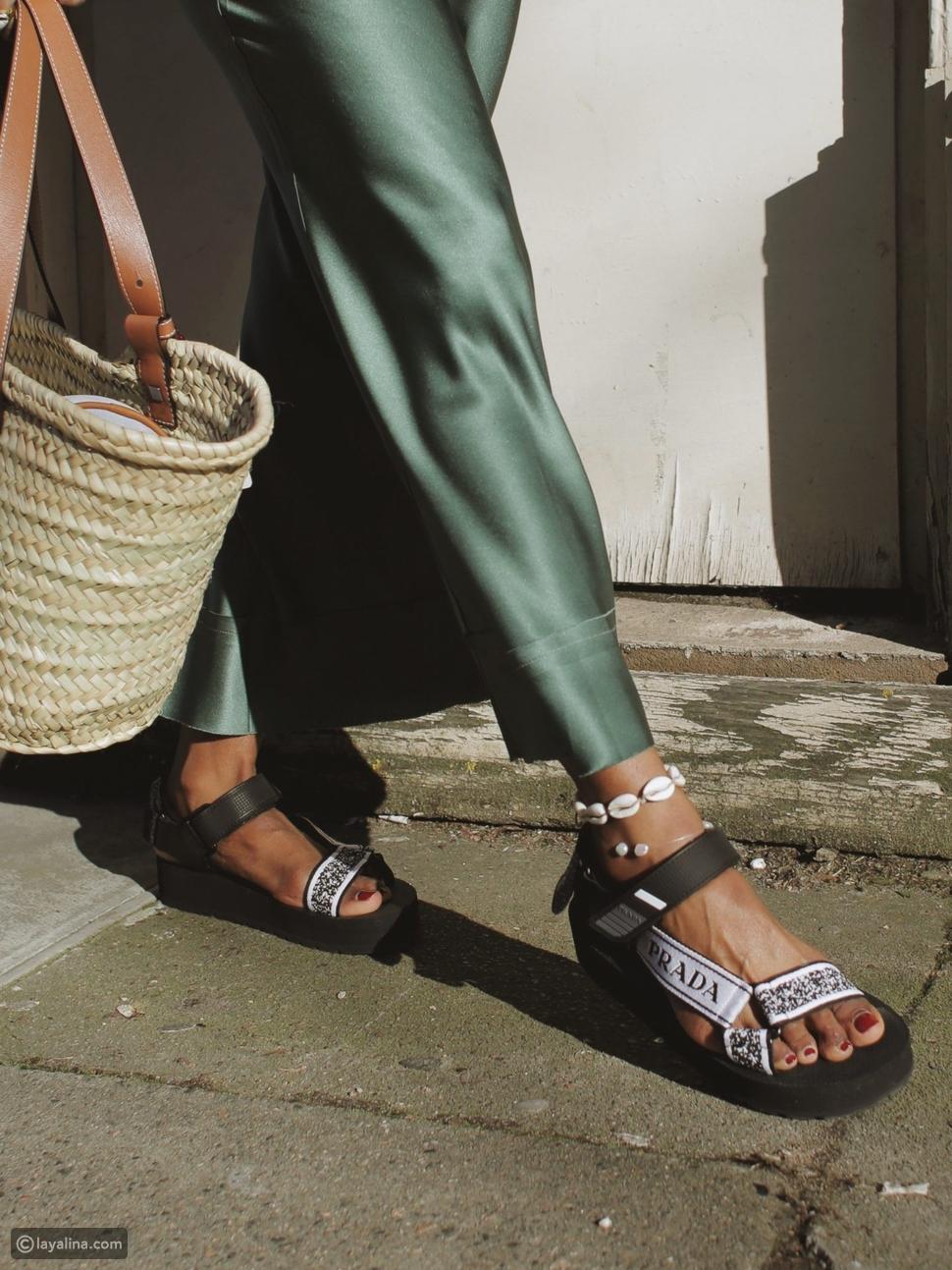Velcro Sandals