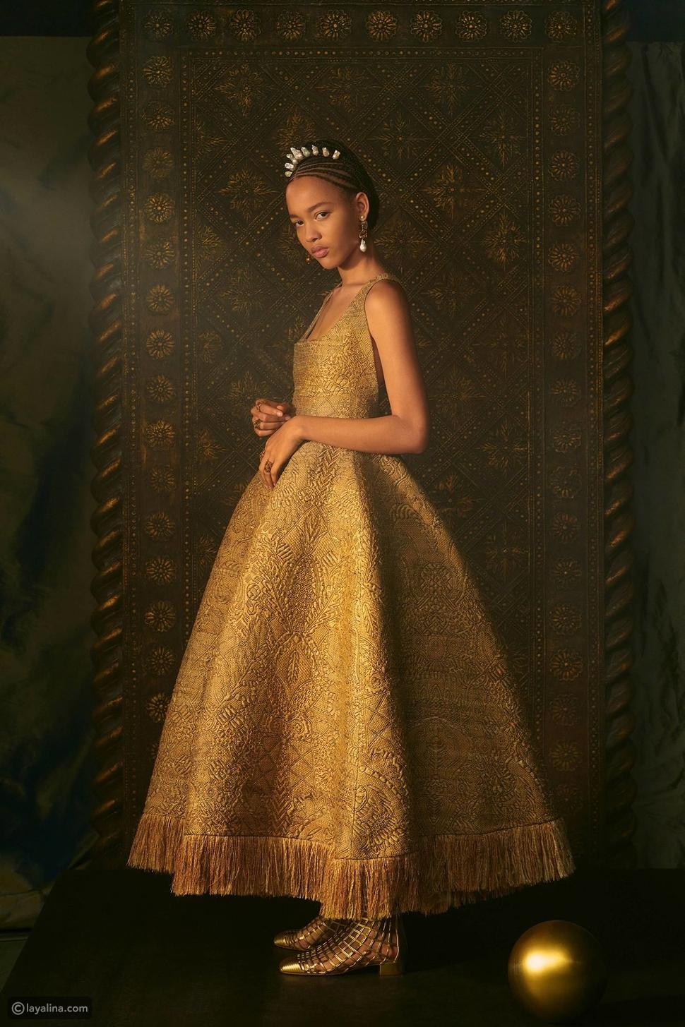 عرض ديور Diorمجموعة صوفية مستوحاة من التارو