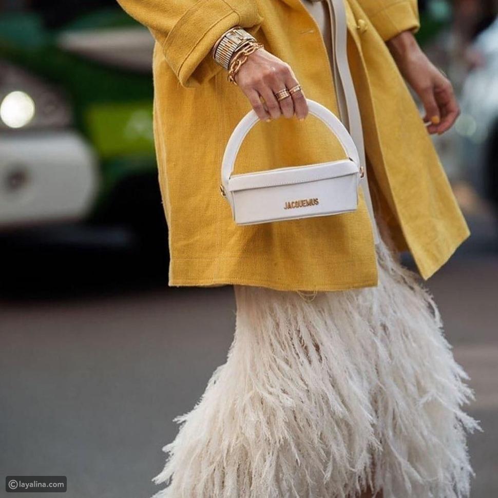 حقائب ذات مقبض علوي منJacquemus