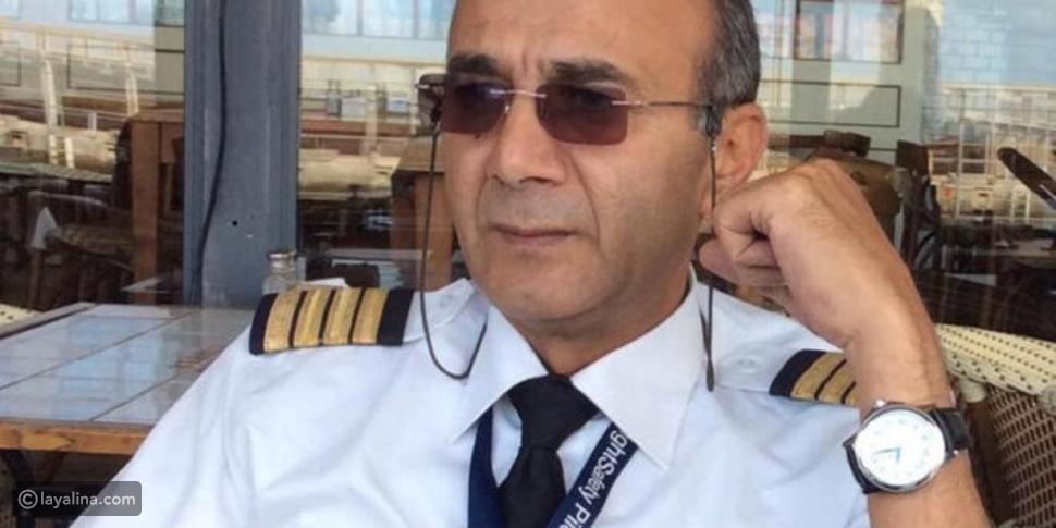 الطيار الموقوف أشرف أبو اليسر