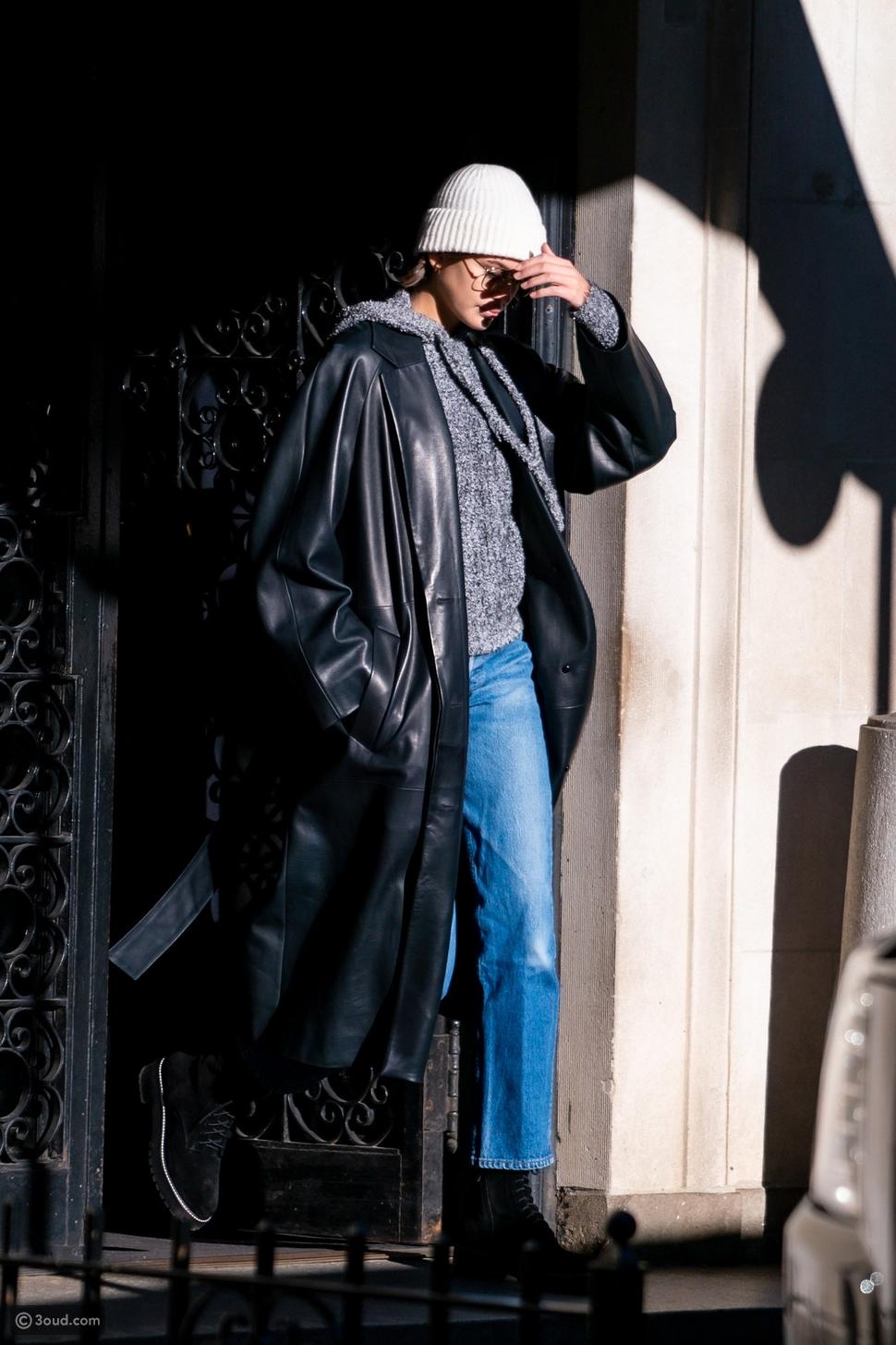 عارضة الأزياء كايا جربر