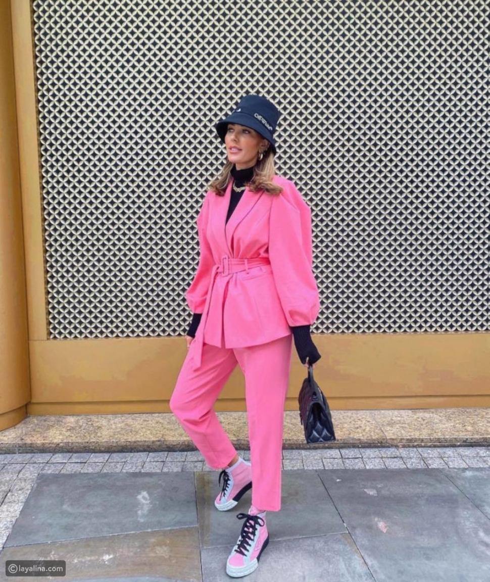 ارتدي ألوان الطاقة مع الأزياء الرسمية