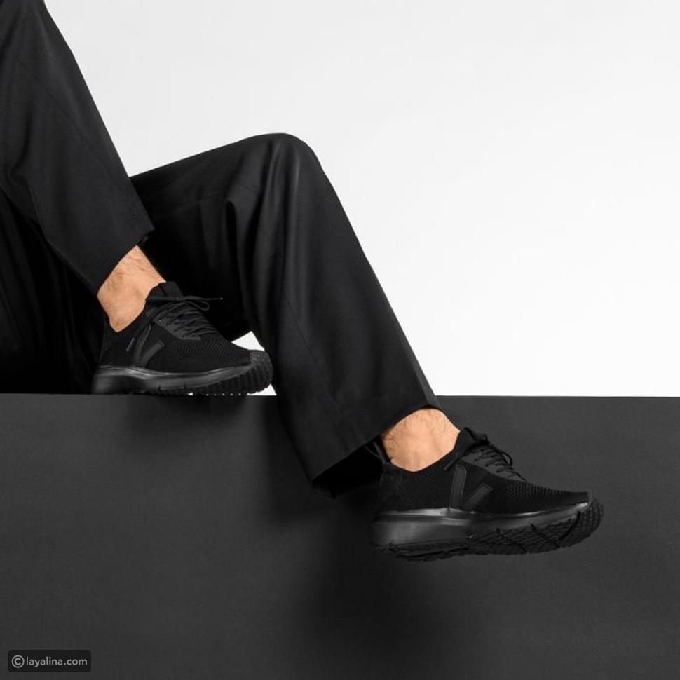 أحذية فيجا X ريك أوينزVeja X Rick Owens النباتية