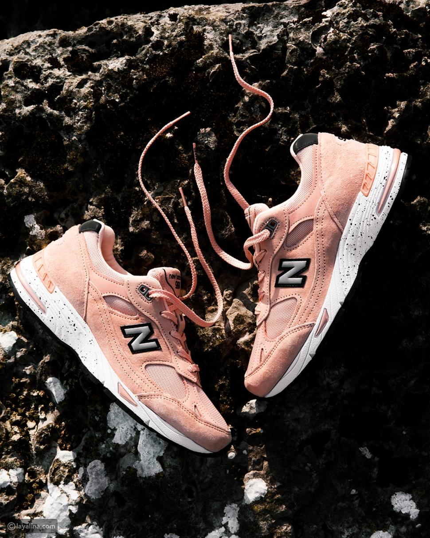 أحذية Flap x New Balance 991