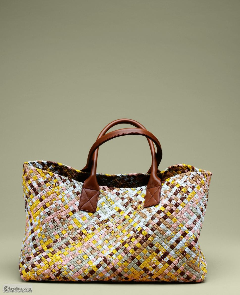 حقائب بحرفية اليد من بوتيغا ڤينيتا