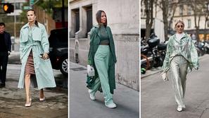 طرق مميزة لترتدي بها درجة لون النعناع الأخضر Green Mint