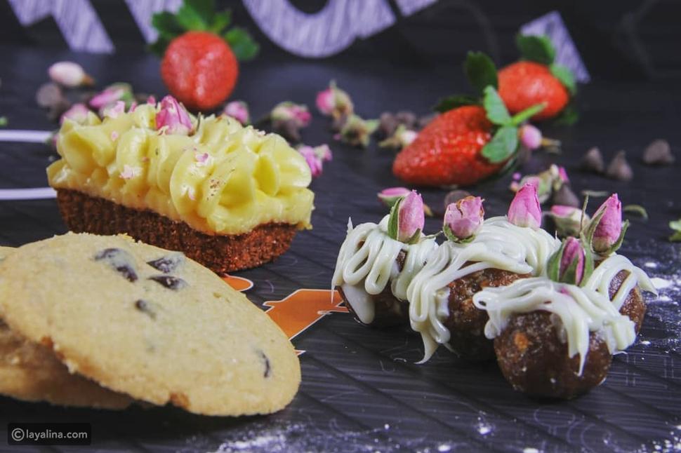 حلويات كيتو دايت: وصفات سهلة التطبيق
