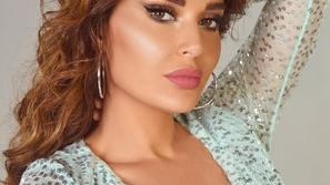 بإطلالة هادئة: سيرين عبد النور تحتفل بعيد ميلاد ابنتها التاسع