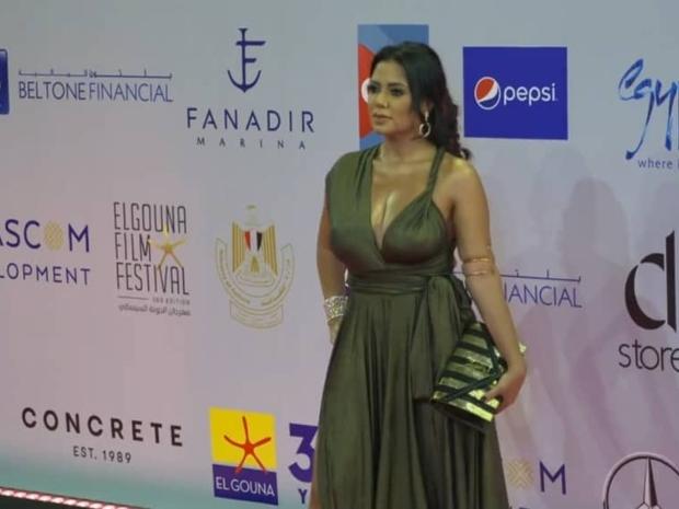 رانيا يوسف من مهرجان الجونة 2019
