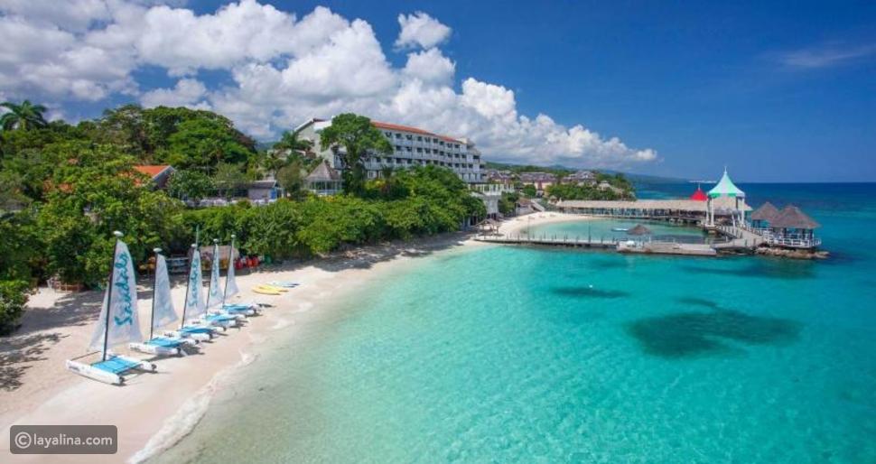 أفضل شواطئ للإستمتاع بالمياه الكاريبي