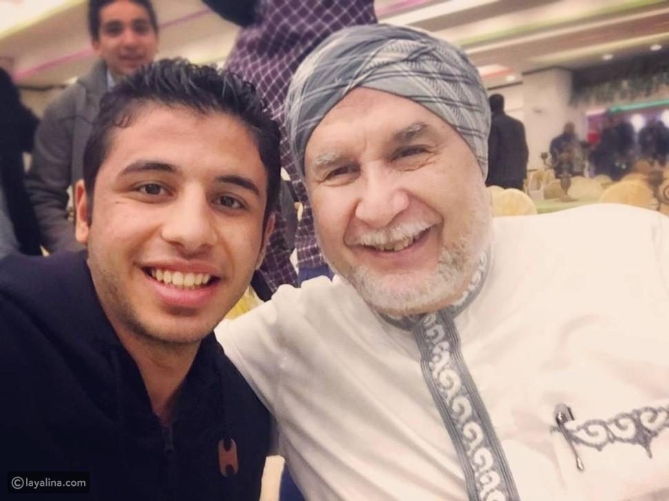 هل تذكرون وجدي العربي أحد أشهر أطفال السينما المصرية؟ شاهدوا كيف أصبح شكله اليوم