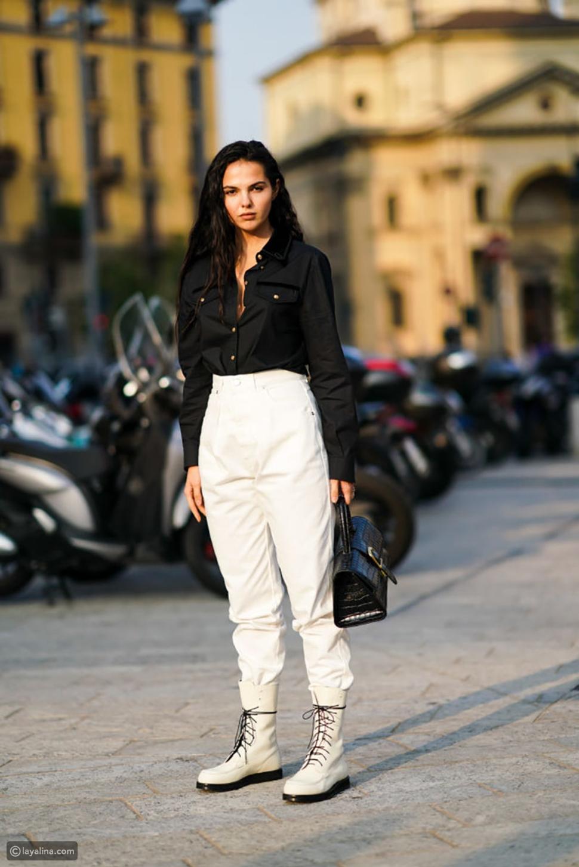 مدوّنة الموضة Doina Ciobanu