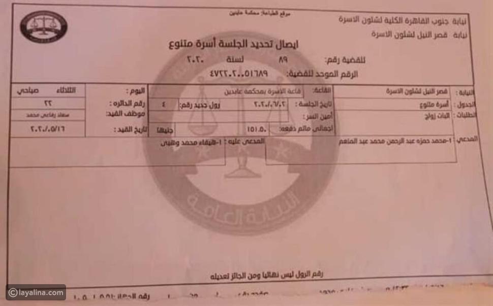 محمد وزيري يرفع دعوى ضد هيفاء وهبي لإثبات زواجه السري منها