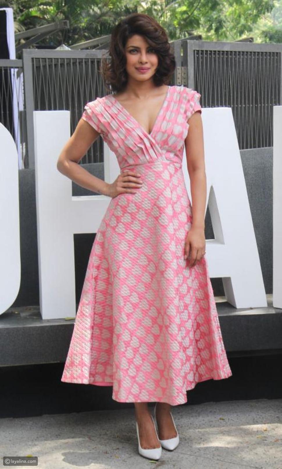 فستان مستوحى من الخمسينات