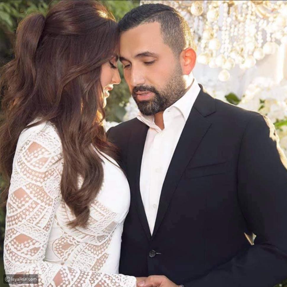الفيديو الأول من حفل زفاف الفنانة درة وهاني سعد بالجونة