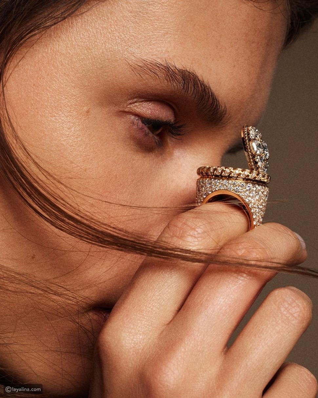 ساعات Mademoiselle Privé Bouton من Chanel المستوحاة أزياء الدار
