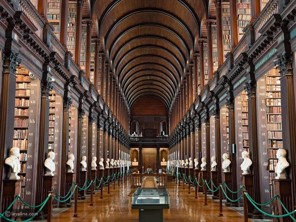 الأماكن الثقافية في إيرلندا