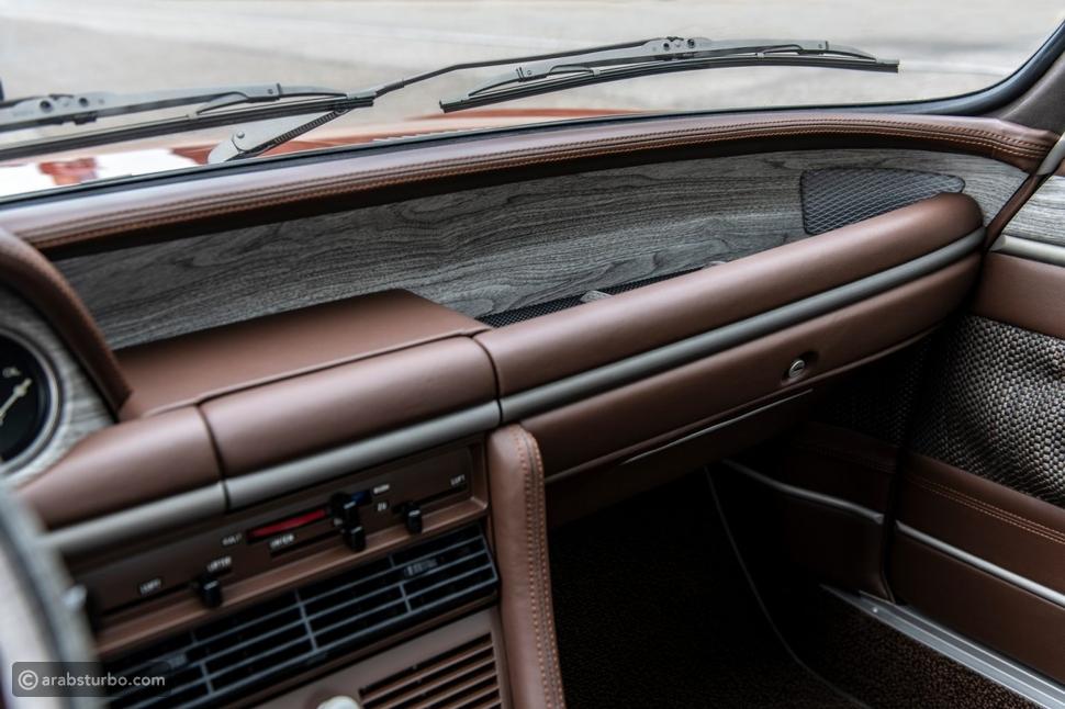 سيارة الرجل الحديدي موديل 1974 ولكنها عصرية