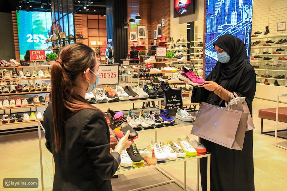 عروض التجزئة - فعاليات صيف دبي 2021