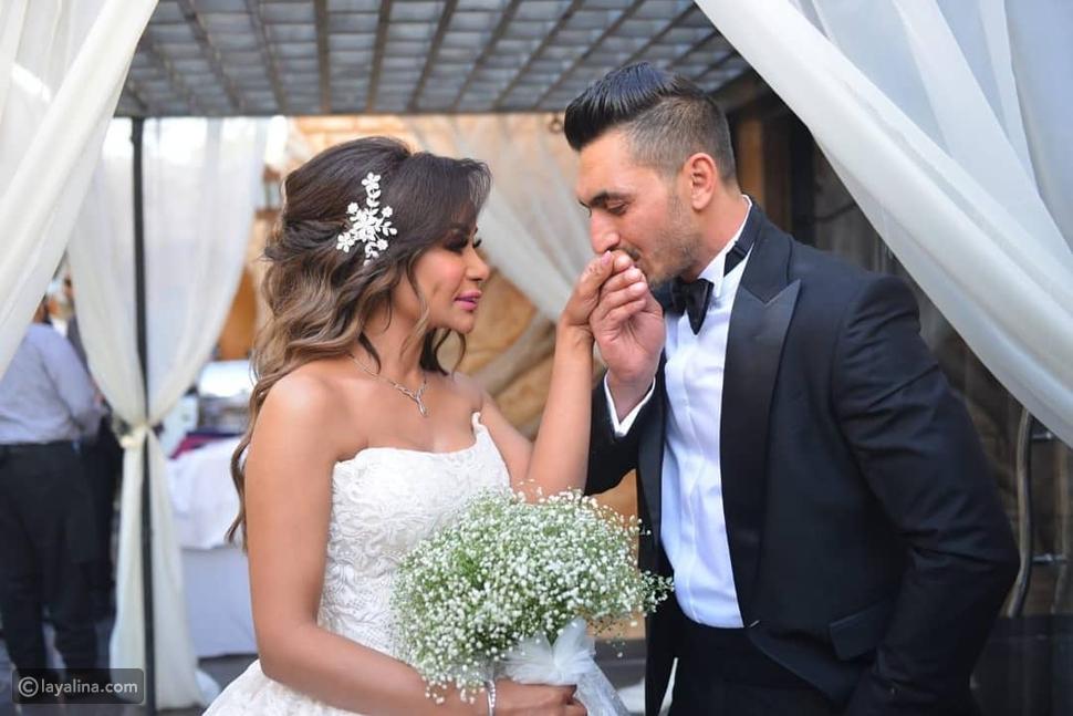 زفاف أخت محمد رمضان