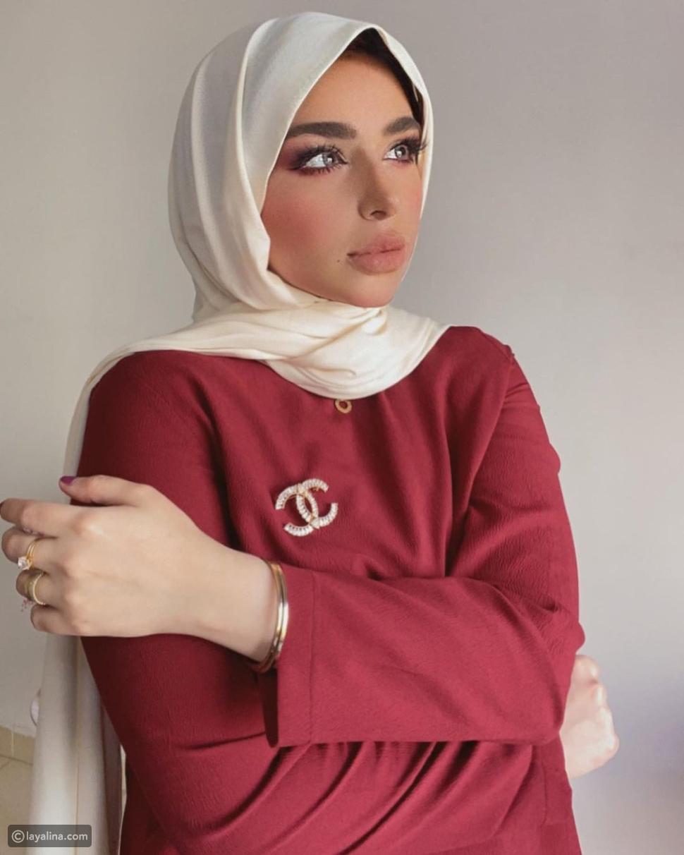 مفاجأة حلا نورة بظهورها بالحجاب يثير تساؤلات جمهورها