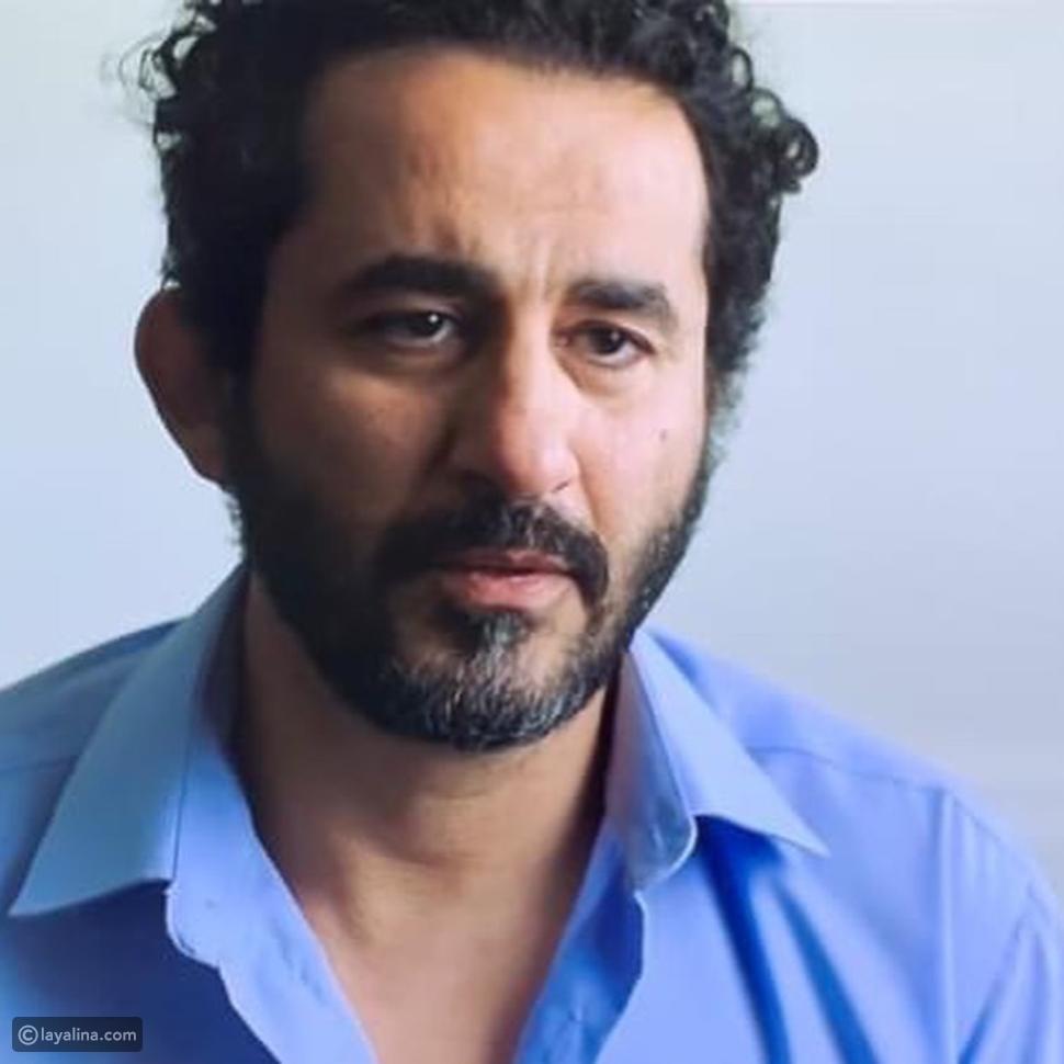 أحمد حلمي ينشر الصورة الحقيقية للأب الذي جسد شخصيته في الاختيار 2