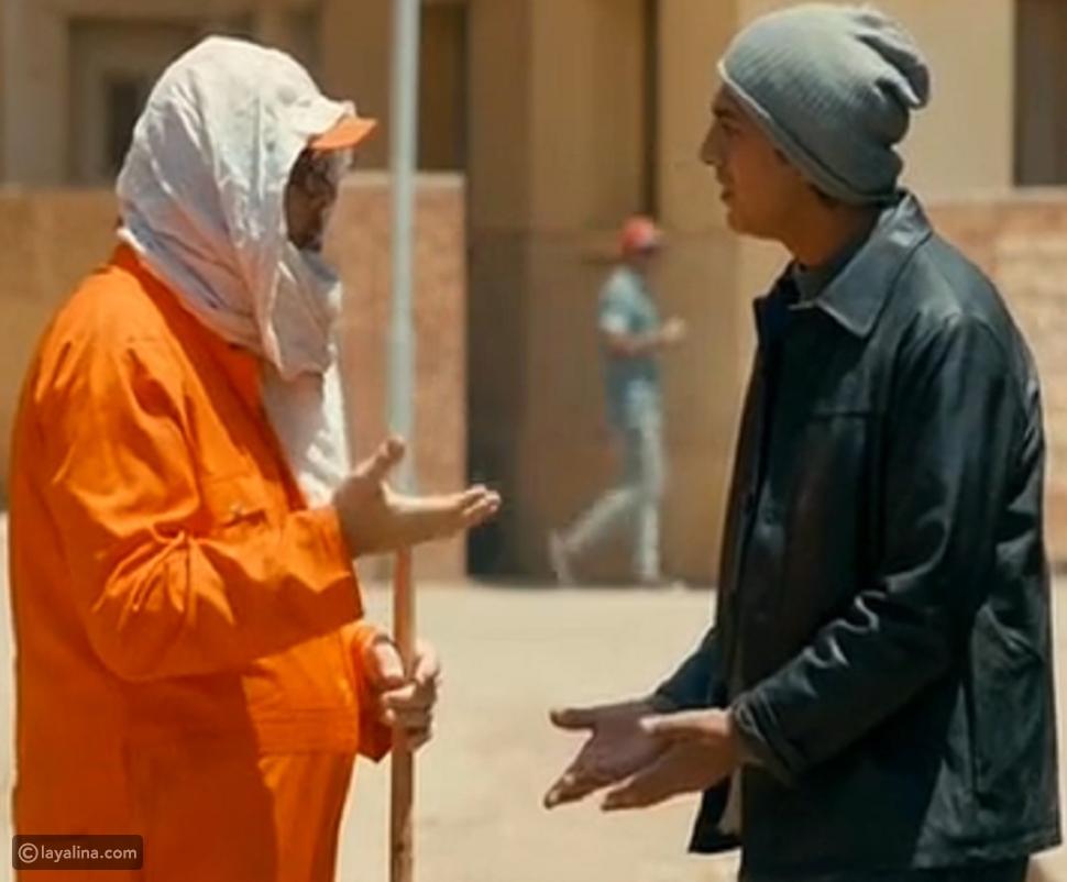 """صور خطأ إخراجي غير مقنع في مسلسل """"رأس الغول"""" يثير سخرية النشطاء"""