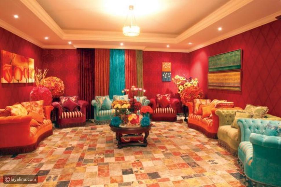 بالصور: إماراتي يحول منزله إلى تحفة فنية ليمنح زوجته شعور الأميرات