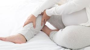الشد العضلي وتشنج الساقين أثناء الحمل: المشكلة والحل