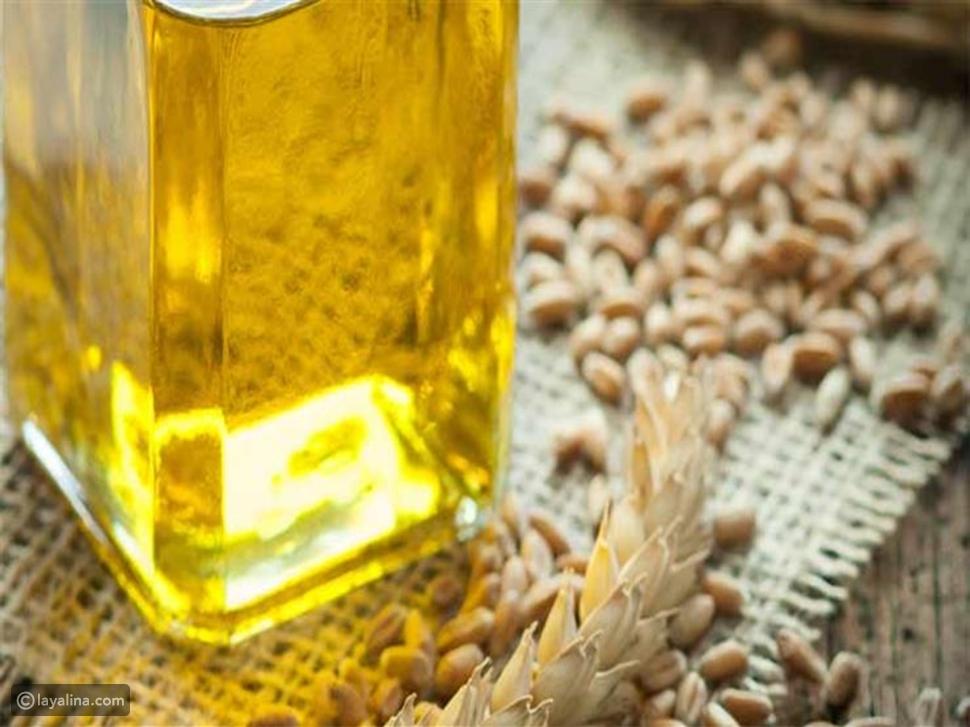 فوائد زيت جنين القمح لنفخ الخدود