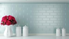 تنظيف جدران المطبخ بأسهل الخطوات