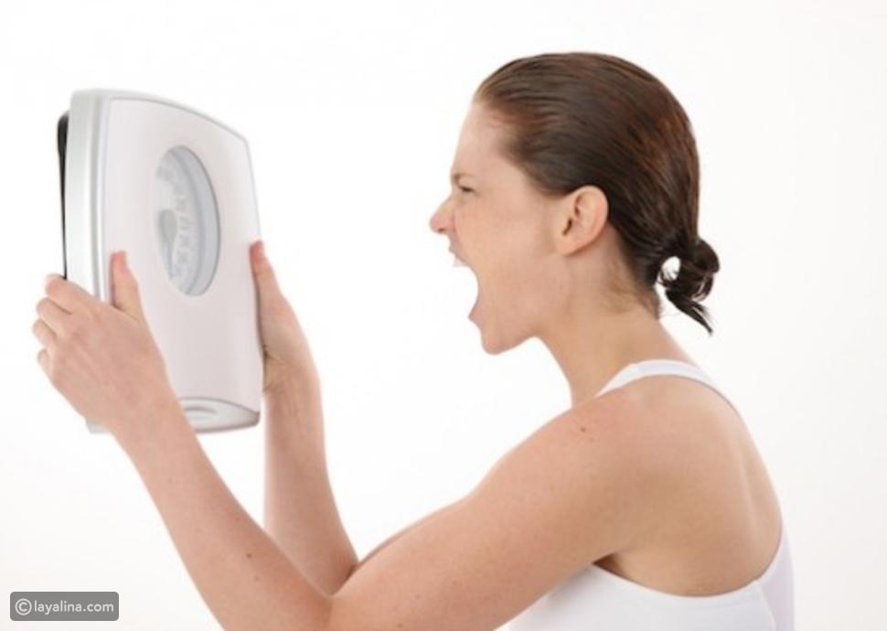 عدم فقدان الوزن رغم الرجيم