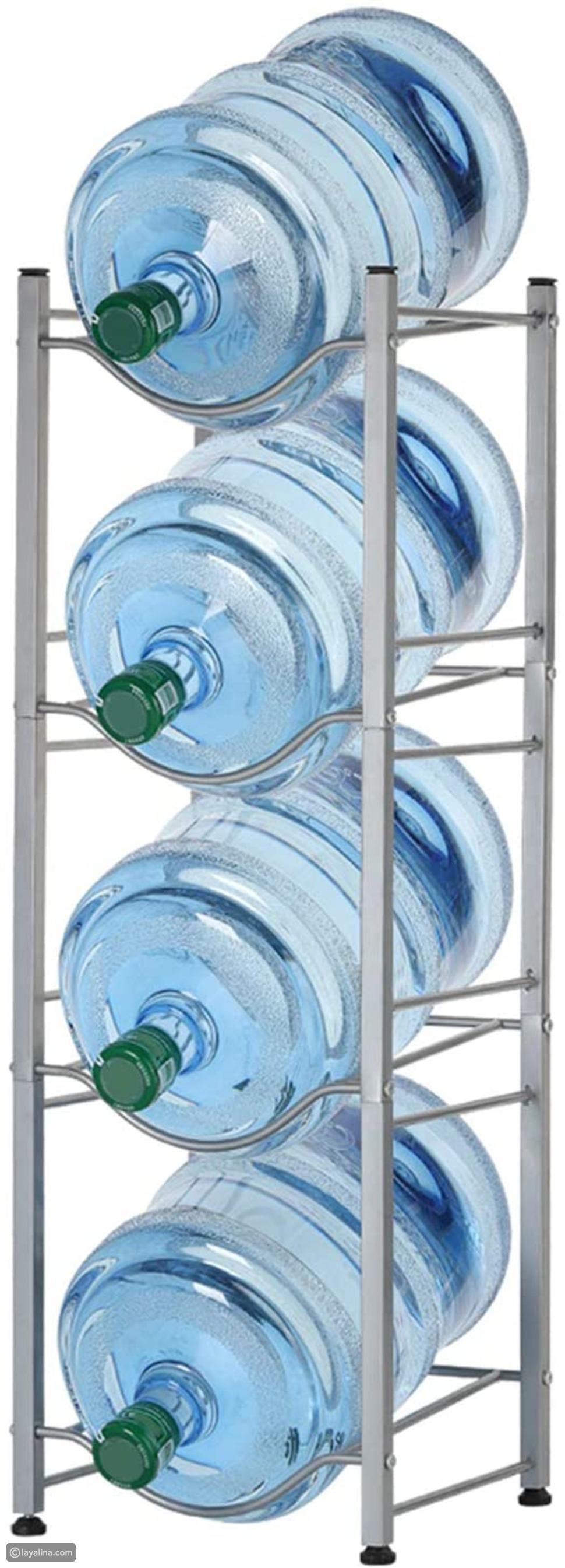 حامل زجاجات المياه