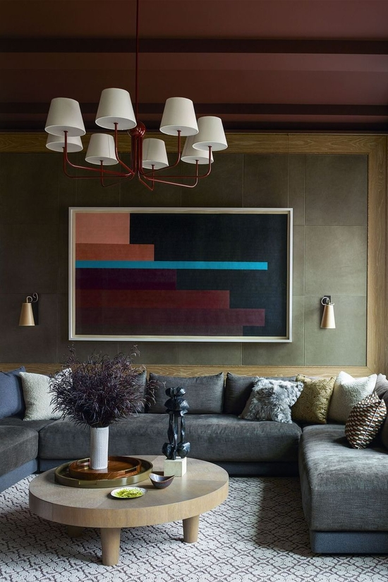 درجات ألوان دهان 2019 لمنزل عصري ومميز