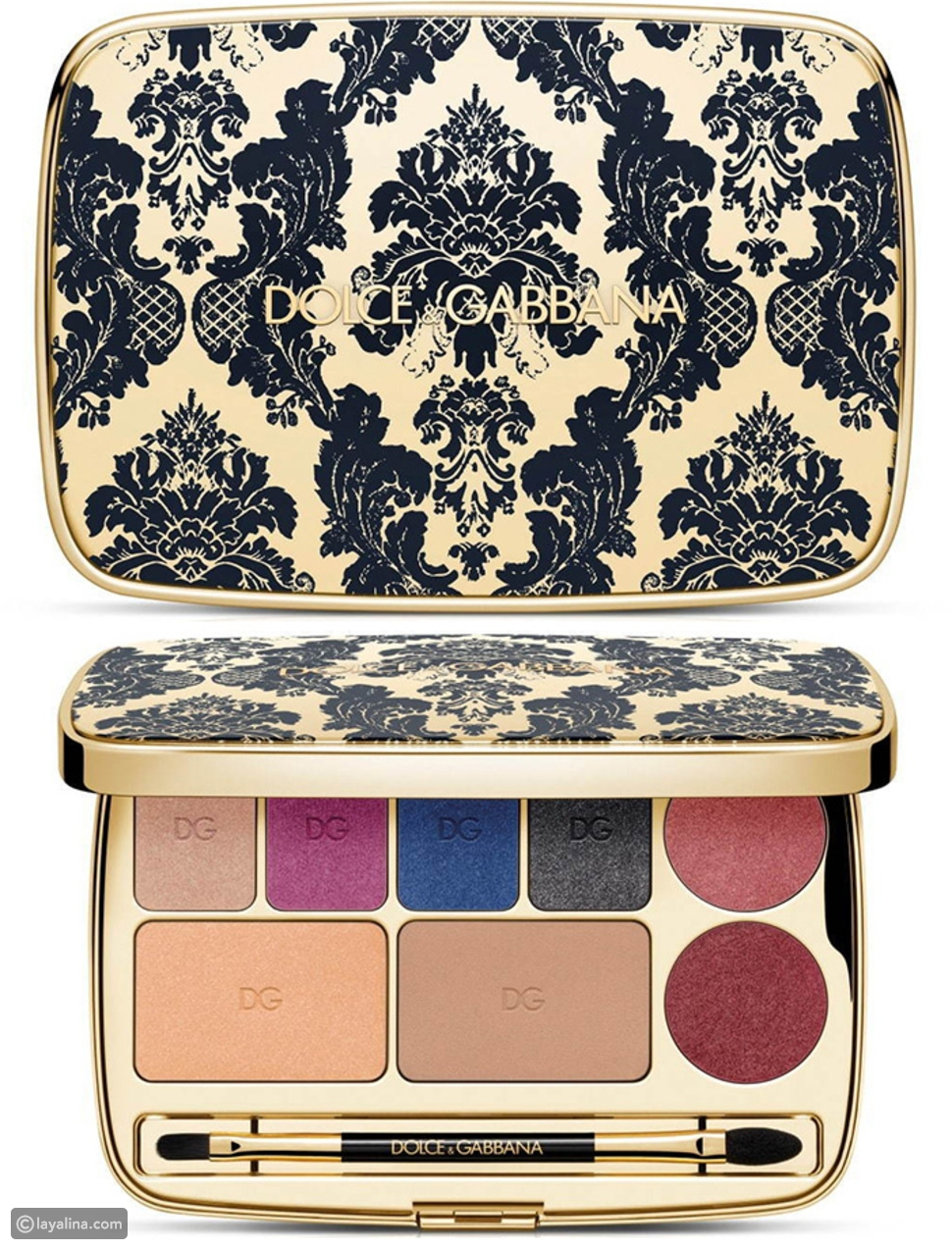 Mysterious Baroque Palette