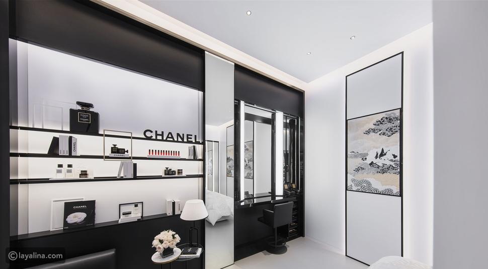 أول وجهة تقدم جلسات للعناية بالبشرة في الشرق الاوسط من شانيل Chanel